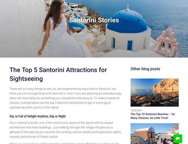 Best Santorini Tours, Activities, Holiday Trips to Santorini in Greece
