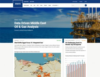 MEES - Data Driven Middle East Oil & Gas Analysis
