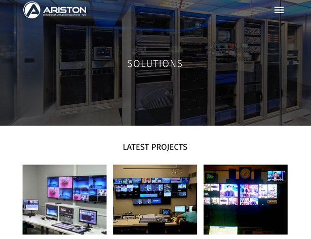 Ariston Broadcast & Telecom Solutions